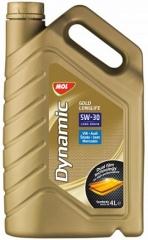 MOL DYNAMIC GOLD Longlife 5W-30