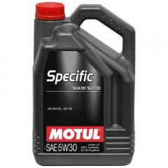 MOTUL SPECIFIC 50400-50700 5W-30