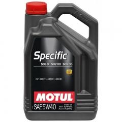 MOTUL SPECIFIC 505.01-502.00 5W-40