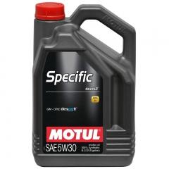 MOTUL SPECIFIC DEXOS2 5W-30