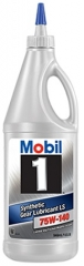 MOBIL 1 Synthetic Gear Lube LS 75W-140 USA