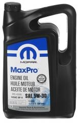 MOPAR MaxPro 5W-30 (68218920AB, 68218921AC)