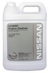Антифриз NISSAN COOLANT L248SP (999MP-AF000P)