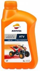 REPSOL MOTO ATV 4T 10W-40