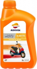 REPSOL MOTO SCOOTER 2T