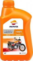 REPSOL MOTO TOWN 4T 20W-50