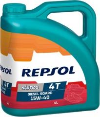 REPSOL NAUTICO Diesel Board 4T 15W-40