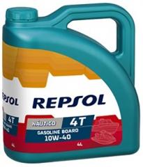 REPSOL NAUTICO Gasoline Board 4T 10W-40