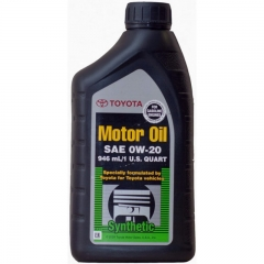 TOYOTA MOTOR OIL 0W-20 (00279-0WQTE)