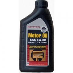 TOYOTA MOTOR OIL 5W-20 (00279-1QT20)