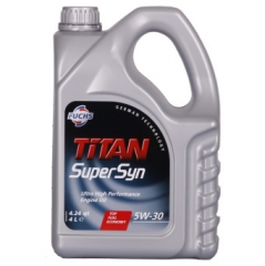 FUCHS TITAN SUPERSYN 5W-30