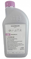 Антифриз VAG G13 READY MIX (G013040M2)