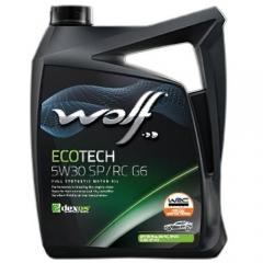 WOLF ECOTECH 5W-30 SP/RC G6
