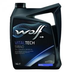 WOLF VITALTECH 5W-40