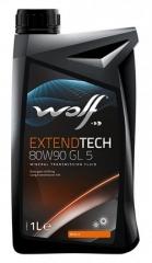 WOLF EXTENDTECH 80W-90 GL 5