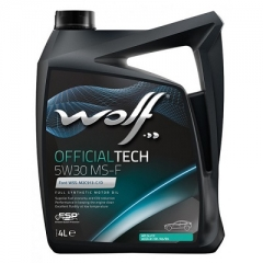 WOLF OFFICIALTECH 5W-30 MS-F