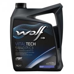 WOLF VITALTECH 5W-40 PI C3