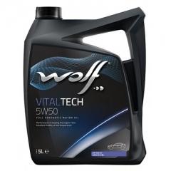 WOLF VITALTECH 5W-50