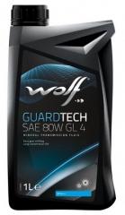 WOLF GUARDTECH SAE 80W GL 4