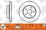 Диск тормозной NIBK RN1256V