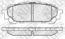 Колодки тормозные NIBK PN7801