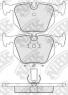 Колодки тормозные NIBK PN0225
