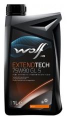 WOLF EXTENDTECH 75W-90 GL 5