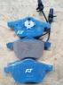 Колодки тормозные FiT FP0840E