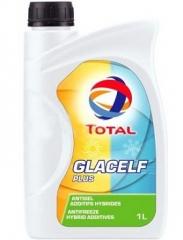 Антифриз TOTAL GLACELF PLUS G11 Сине-Зеленый