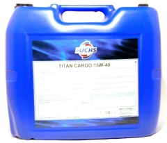 FUCHS TITAN CARGO 15W-40