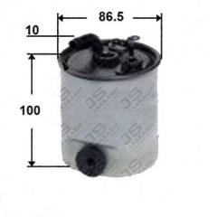 Фильтр топливный JS ASAKASHI FS0052