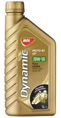 MOL DYNAMIC MOTO 4T GP 20W-50