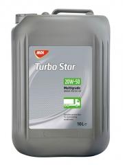 MOL DYNAMIC TURBO STAR 20W-50