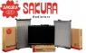 Радиатор охлаждения SAKURA 3071-8503