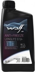 Антифриз WOLF ANTI-FREEZE LONGLIFE G12+