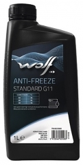Антифриз WOLF ANTI-FREEZE STANDARD G11