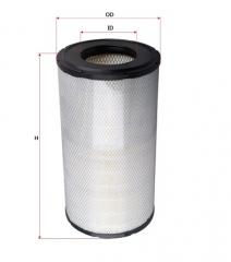 Фильтр воздушный SAKURA AS5102