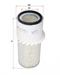 Фильтр воздушный SAKURA AS5523