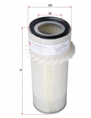 Фильтр воздушный SAKURA AS7805