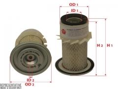 Фильтр воздушный SAKURA AS8801