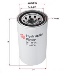 Фильтр гидравлический SAKURA HC1905