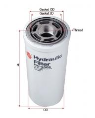 Фильтр гидравлический SAKURA HC5506