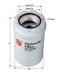 Фильтр гидравлический SAKURA HC56060