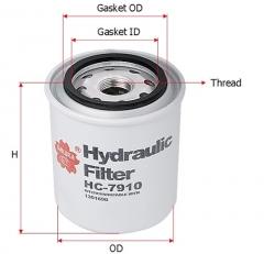 Фильтр гидравлический SAKURA HC7910
