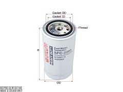 Топливный сепаратор SAKURA SFC2203