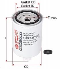 Топливный сепаратор SAKURA SFC5706
