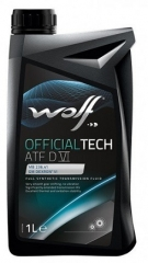 WOLF OFFICIALTECH ATF D VI