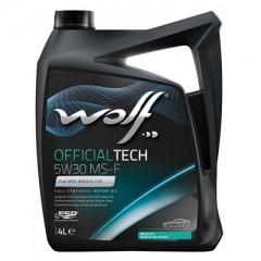 WOLF OFFICIALTECH 5W-30 MS-F