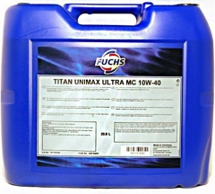 FUCHS TITAN UNIMAX ULTRA 10W-40 MC