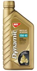MOL DYNAMIC MOTO 4T SCOOTER 10W-40